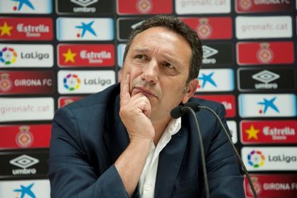 El Girona prepara la visita del Real Madrid sin Ramalho, Mojica y Planas