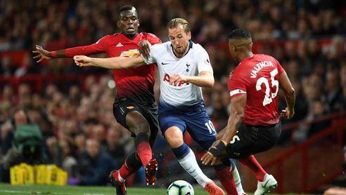0-3: El Tottenham se hace mayor en Old Trafford