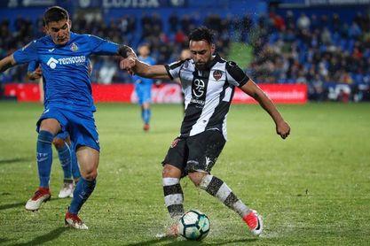 Iván López, ausente en el entrenamiento y a punto de salir del Levante
