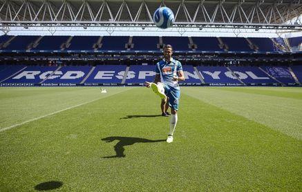 Sergio Sánchez se entrena al margen en la Ciudad Deportiva
