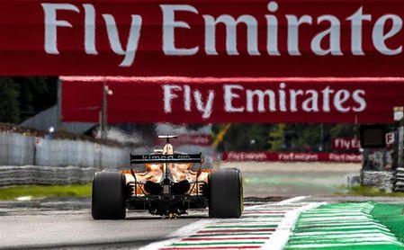 """Alonso: """"Hay pilotos de muchas categorías y luego están los de Haas"""""""