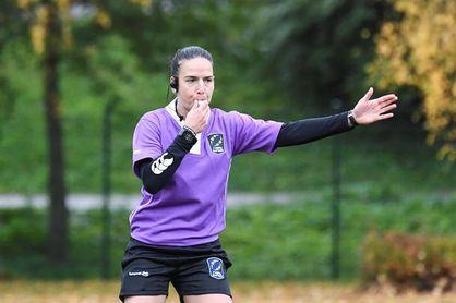 Alhambra Nievas, nueva gerente de desarrollo arbitral de la World Rugby