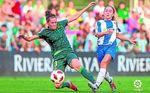 Espanyol 1-0 Betis Féminas: ´En el alargue recibió castigo´