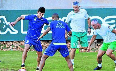 """""""En 40 años en el fútbol, no he visto una progresión como la de Mandi"""", admitía Setién este verano."""