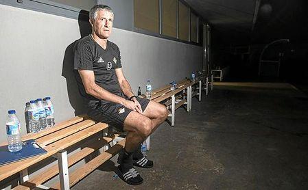 Setién sobre el estado de Carvalho, la decisión Rafinha-Lo Celso, Sergio León, Francis...