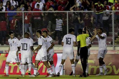 0-2 Rondón estropea el inicio del camino a Catar a la selección panameña