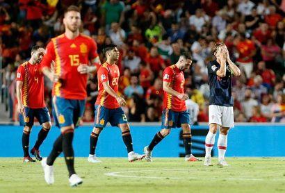 6-0. España destroza a la subcampeona mundial