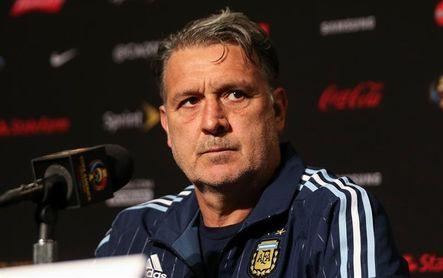 Martino dice que dirigir a Colombia es atractivo, pero no han contactado con él