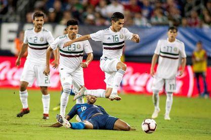 México enfrentará a Costa Rica y Chile en amistosos en octubre
