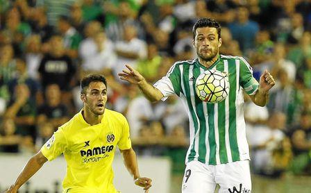 "Jorge Molina: ""Pegué un bote con el gol de Joaquín"""