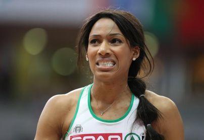 La atleta luso-angoleña Patrícia Mamona denuncia discriminación racista