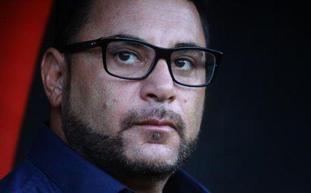 Mohamed prepara con toda la plantilla el duelo de Girona