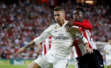 """Ramos: """"El empate nunca es bueno"""""""