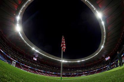 El Wanda Metropolitano, destino final