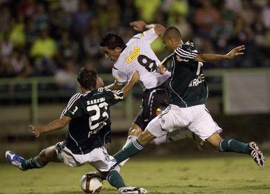 Colo Colo recibirá al Palmeiras con su once estelar e ilusionado con avanzar en la Libertadores