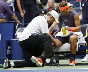 Rafael Nadal renuncia a la gira asiática para recuperar su rodilla