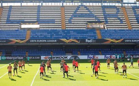 El Villarreal solo piensa en iniciar la Liga Europa con una victoria