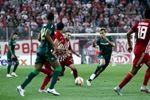 El gol, cara y cruz del Betis