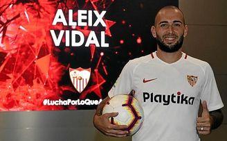 """Aleix Vidal: """"El único sitio en el que podía volver a ser yo era aquí"""""""