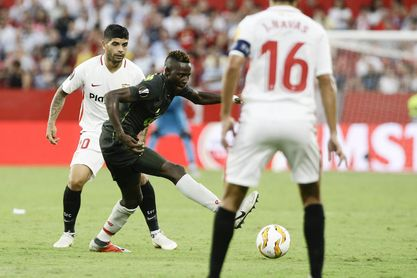 Djnepo hizo el gol del Standard.