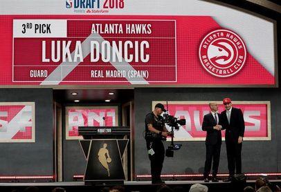 """Luka Doncic: """"Estoy listo para el gran reto de la NBA"""""""