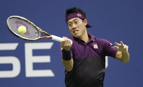 Nishikori buscará la final ante Bachinger
