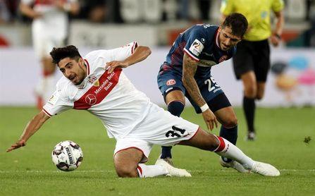 El Stuttgart sigue sin conocer la victoria
