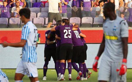 El Fiorentina corta el vuelo de la revelación Spal (3-0)