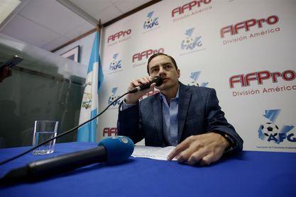 Futbolistas de Guatemala van a paro indefinido para lograr contratos justos