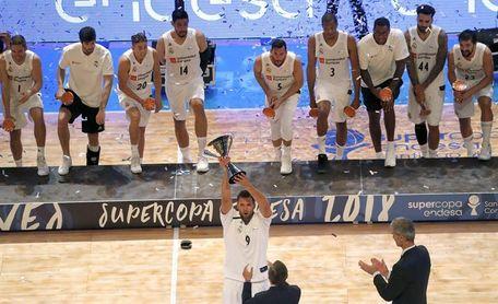 Sergio Llull, elegido mejor jugador del torneo por segunda vez