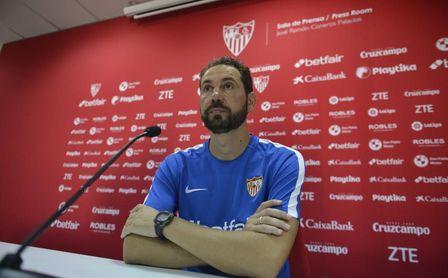 Machín dice que sólo mira al partido contra el Madrid de reojo.