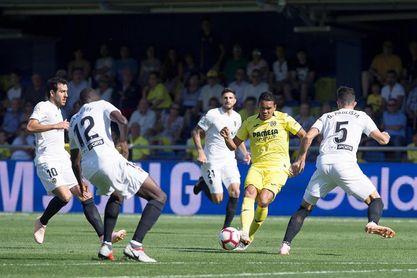 0-0. El Villarreal no puede con un Valencia que sigue sin ganar