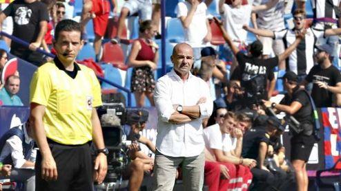 El entrenador del Levante cree que el resultado ha sido abultado.