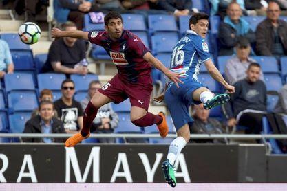 El Espanyol vuelve a su zona de confort ante un Eibar en racha