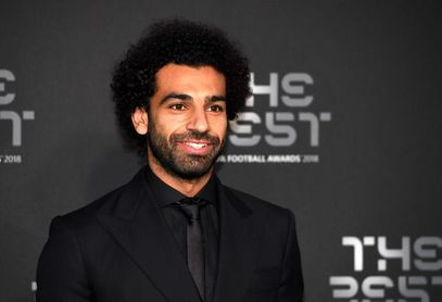 Salah, premio ´The Best´ al mejor gol