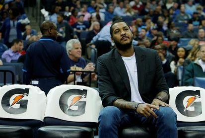 """Carmelo Anthony: """"Vengo a Houston para conseguir un título de liga"""""""