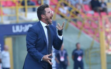 """Di Francesco considera """"un error"""" juzgar ahora la gestión de Monchi"""