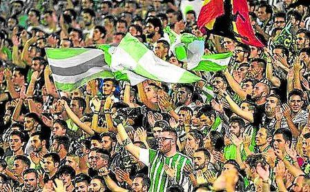 Se espera que una vez más la afición del Real Betis en Cataluña apoye al equipo.