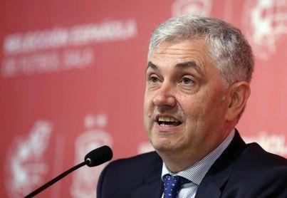 """José Venancio López confía en otra """"época gloriosa"""" de la selección"""