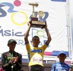 El colombiano Alex Cano, nuevo campeón del Clásico RCN