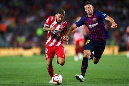 El Barcelona sale con el tridente arriba y Lenglet y Semedo en defensa
