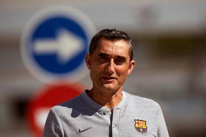 Entrenamiento de recuperación pensando en Valencia