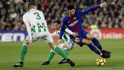 Barcelona Betis Sevilla