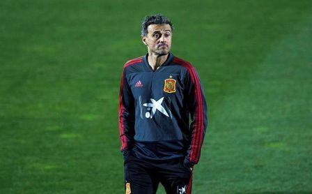 """Luis Enrique: """"La baja de Bale no cambia nada"""""""