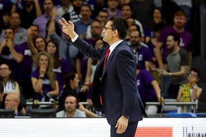 Martínez: Este partido servirá para ver en qué momento estamos
