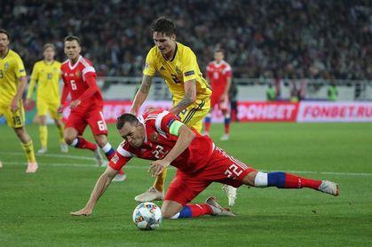 0-0. Suecia frena la racha de los rusos
