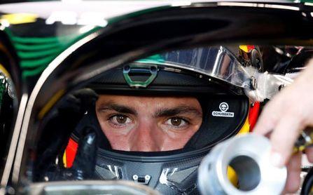 """Carlos Sainz: """"El circuito es más favorable que Suzuka para nuestro coche"""""""