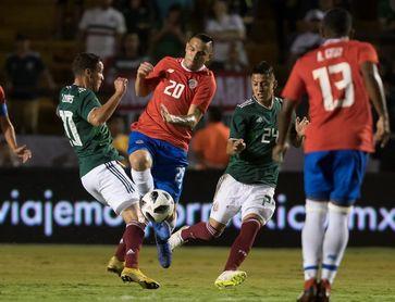 La selección mexicana regresó a los entrenamientos tras vencer a Costa Rica