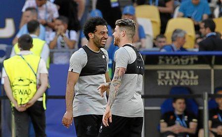 Alberto Moreno, junto a Salah, cambiará de aires el próximo verano.
