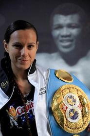 Joana Pastrana: el boxeo como deporte de equipo